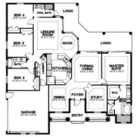 Models and Floor Plan Photo Gallery